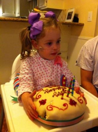 Nora's Birthday