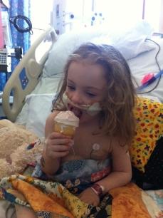 Ice Cream in the Hospital